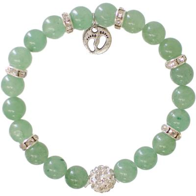 Bracelet Green Aventurine  - Love You