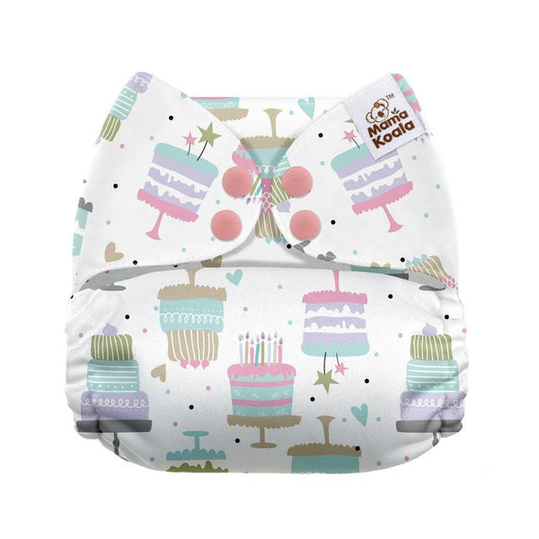Mama Koala Pocket Diapers - 1803P01