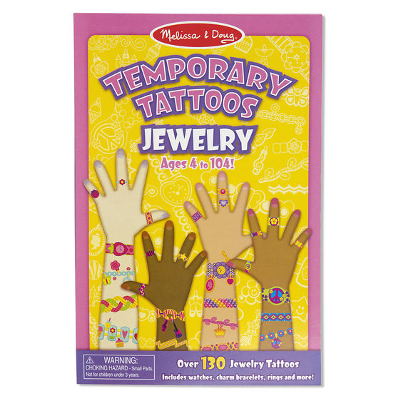Temporary Tatoos Jewelry