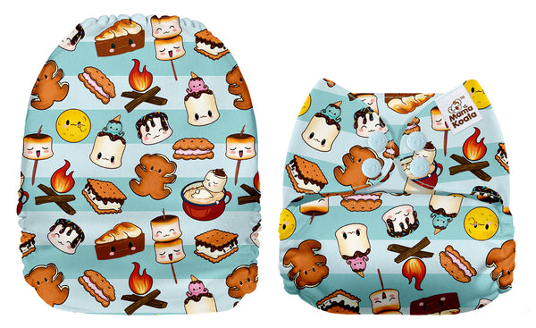 Mama Koala Pocket Diapers - 33044U