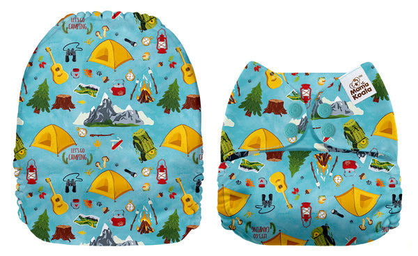 Mama Koala Pocket Diapers - 33045U