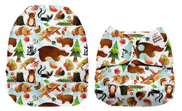 Mama Koala Pocket Diapers - 33048U