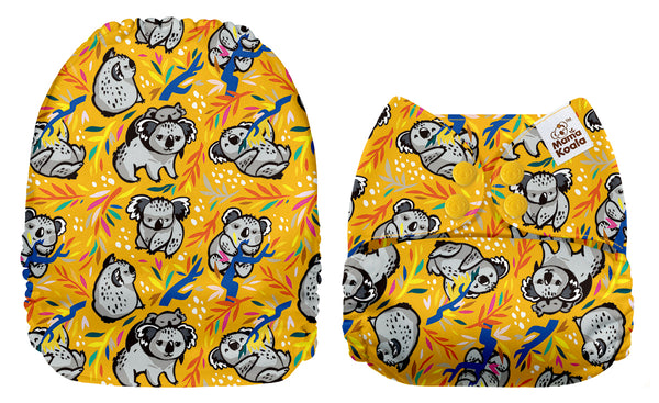 Mama Koala Pocket Diapers - 33049U