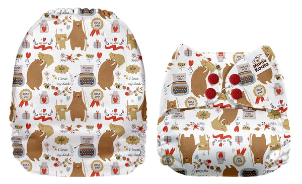 Mama Koala Pocket Diapers - 33068U