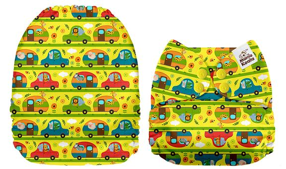 Mama Koala Pocket Diapers - 4100