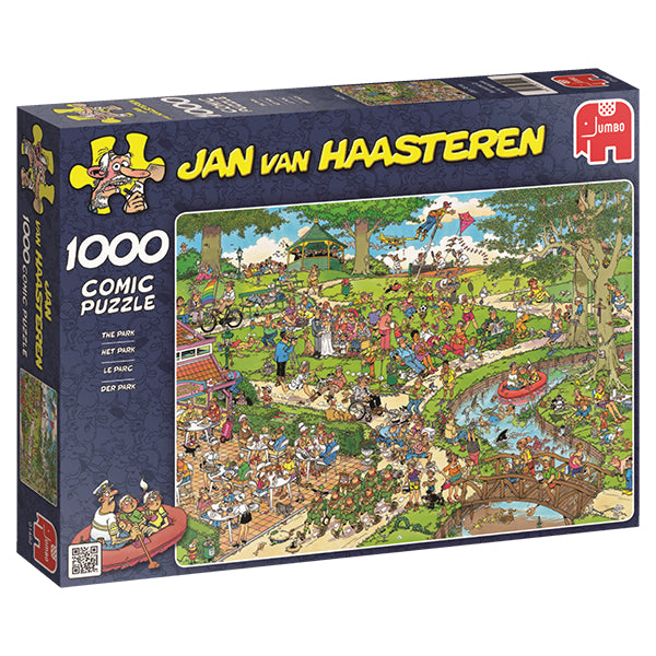 Jan van Haasteren - 1000 pcs -  THE PARK