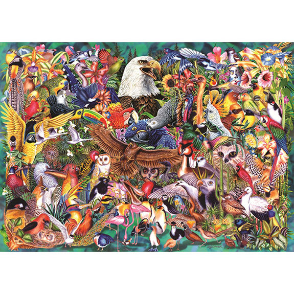 Animal Kingdom - 1000 pcs