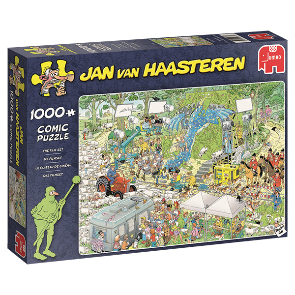 JVH - The Film Set, 1000 pcs