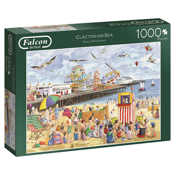 Clacton-on-the-sea 1000pcs