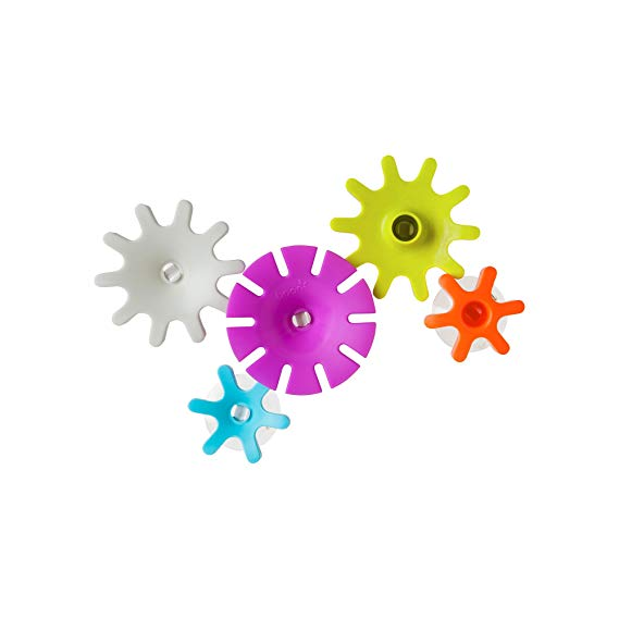 Cogs Building Bath Toy Set