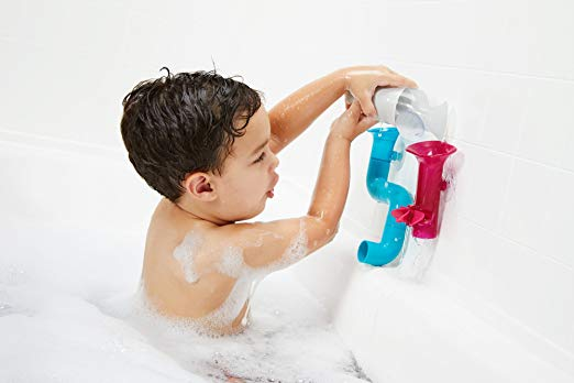 Tubes Building Bath Tot Set