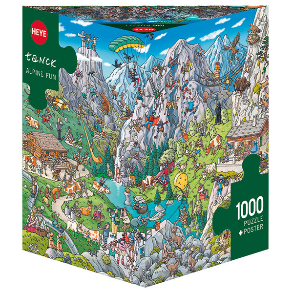 Alpine Fun - 1000pcs