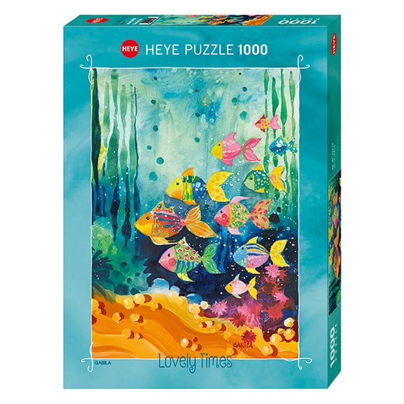 Shoal of Fish - 1000pcs
