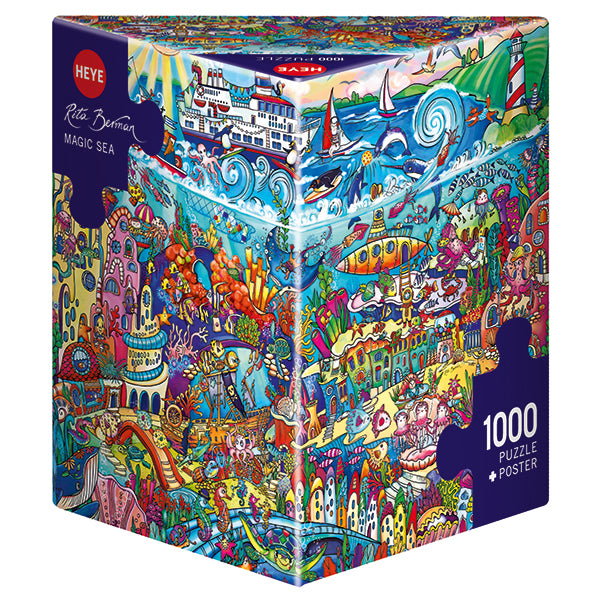 Magic sea - 1000pcs