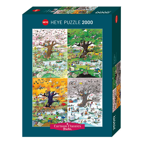 4 Seasons - 2000pcs