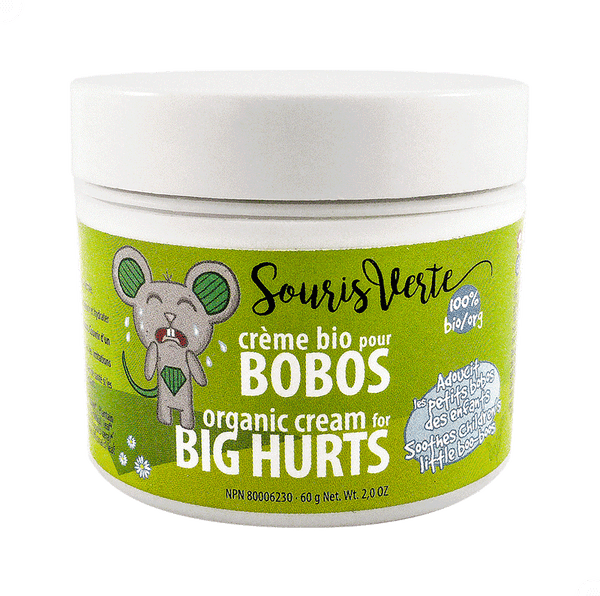 Organic Cream for Big Hurts (Boo-Boo Cream)