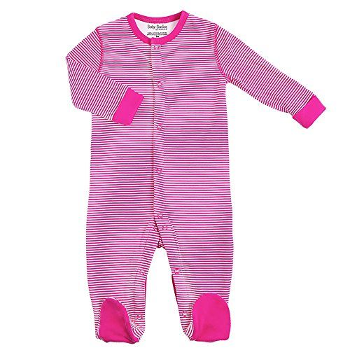 Baby Basics front snap sleeper