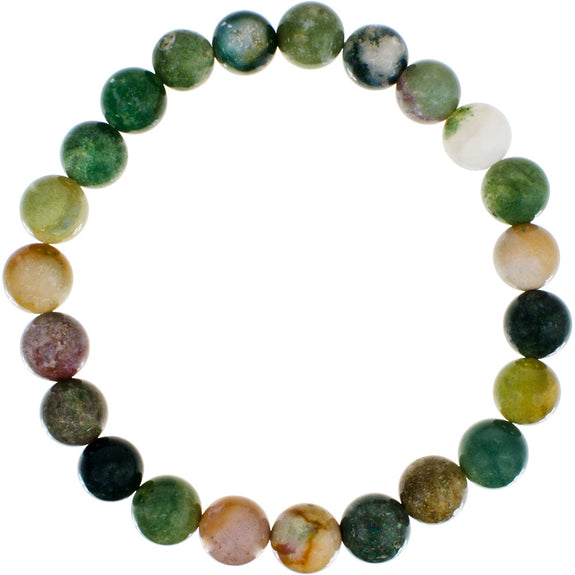 Bracelet Elastic 8mm - Fancy Jasper