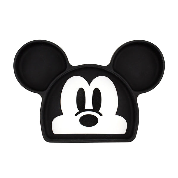 Silicone Grip Dish - Disney Mickey Mouse