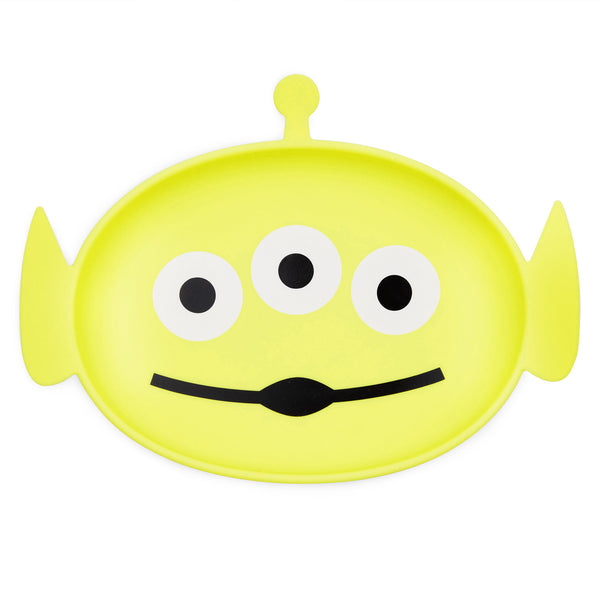 Silicone Grip Dish - Disney Toy Story Alien