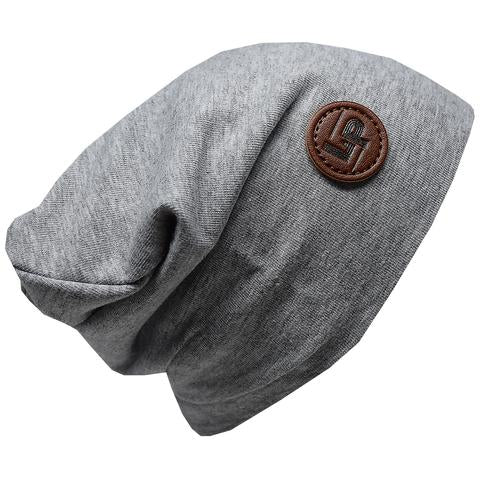 Ultra trendy cotton beanie - Gray