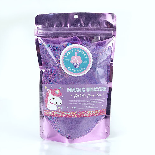 Unicorn Bath Powder