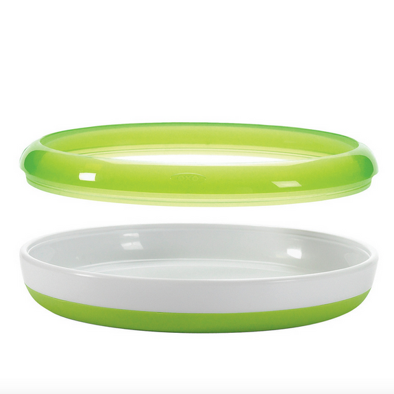 OXO Tot Plate with Removable Training Ring