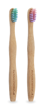 Kids Bamboo Toothbrush