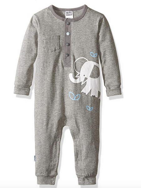Unionsuit Grey (Heather)