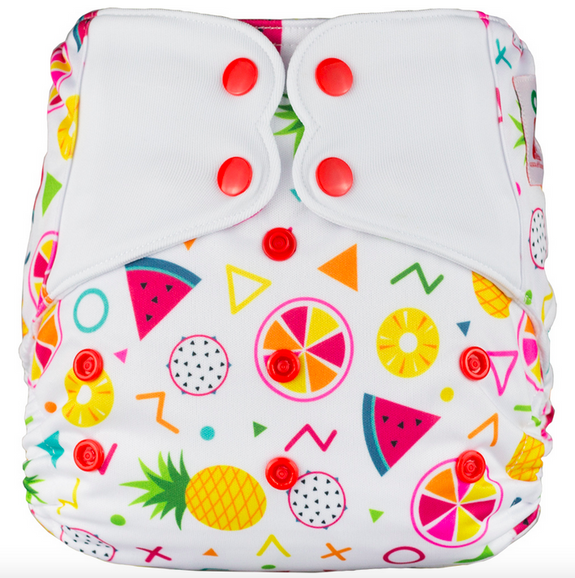 Elf Pocket Diaper OS - Fruit