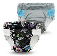 Lil Learnerz Training Pants - tokidoki x Kanga Care - tokiSpace & Platinum 2 pack