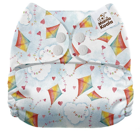 Mama Koala Pocket Diapers - Y3206