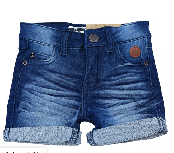 Denim walkshorts (Girly)