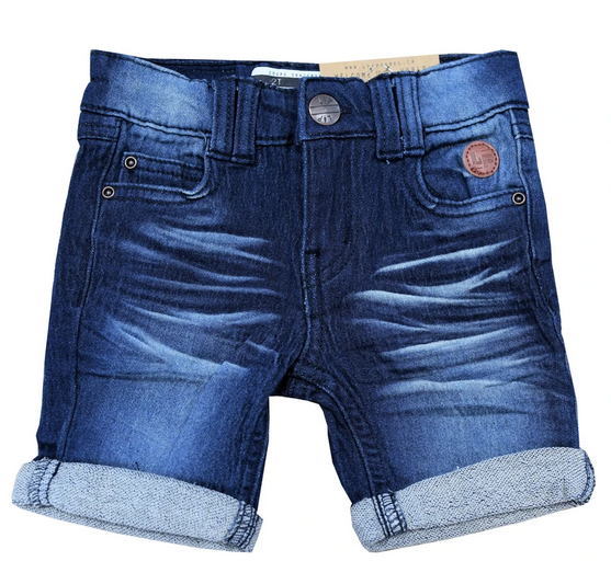 Denim walkshorts (Skateboard)