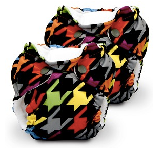 Lil Joey All In One Cloth Diaper (2 pk) - Invader
