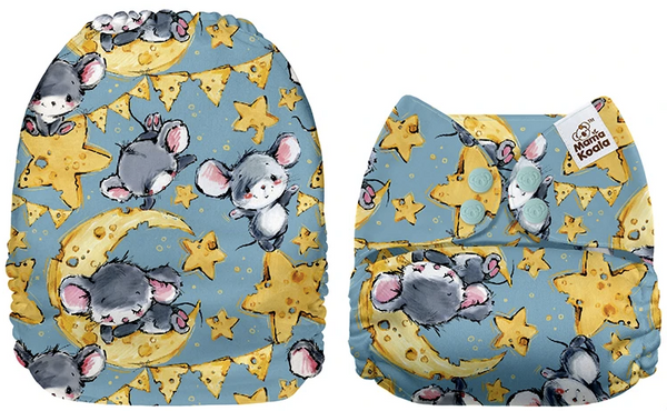 Mama Koala Pocket Diapers - 6139U