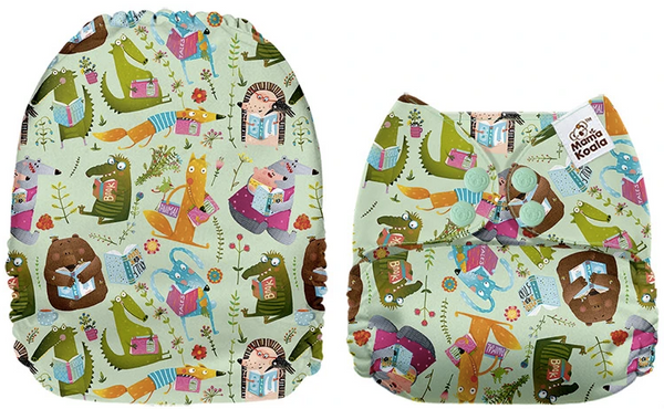 Mama Koala Pocket Diapers - Y6003U