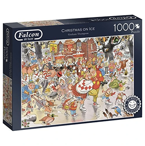 Christmas On Ice 1000 pcs