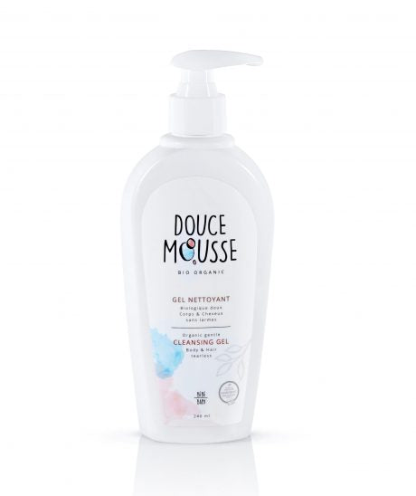 Douce Mousse Cleansing Gel, Body & Face
