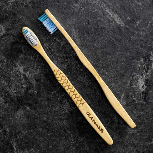 OLA Tech toothbrush