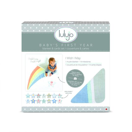 Baby's First Year™ blanket & cards sets
