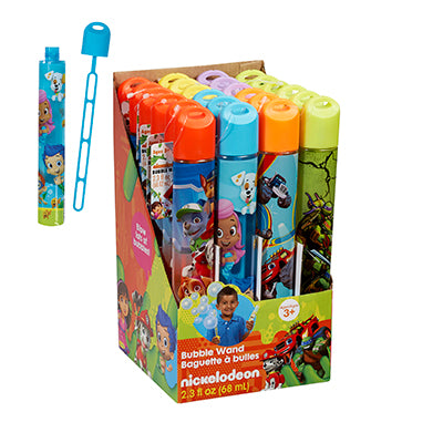 NICKELODEON BUBBLE WANDS