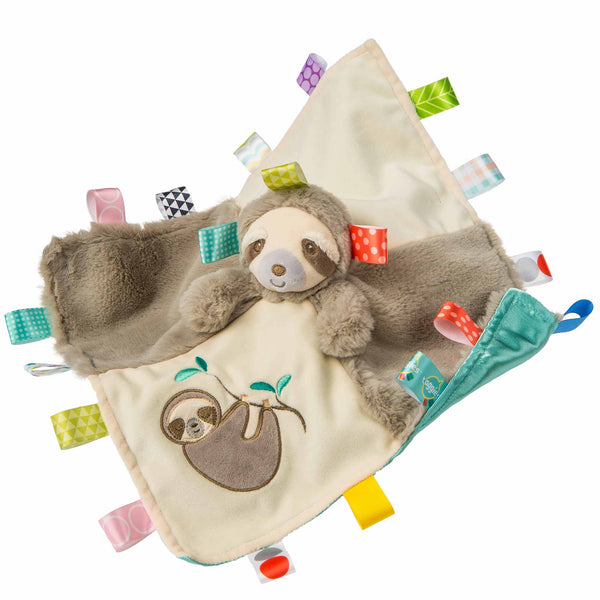 Taggies Character Blanket - Molasses Sloth - 13""