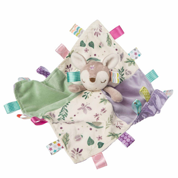 Taggies Character Blanket - Flora Fawn - 13""