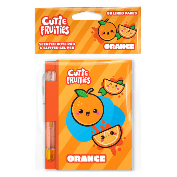 Cutie Fruities Sketch Sniff Notepads