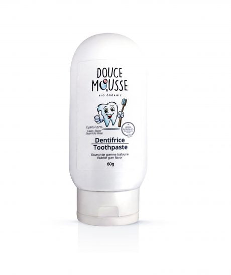 Douce Mousse Toothpaste