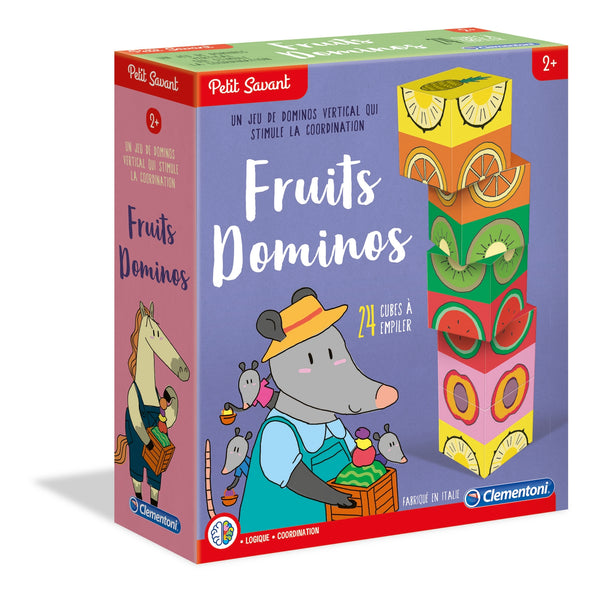 Fruits domino