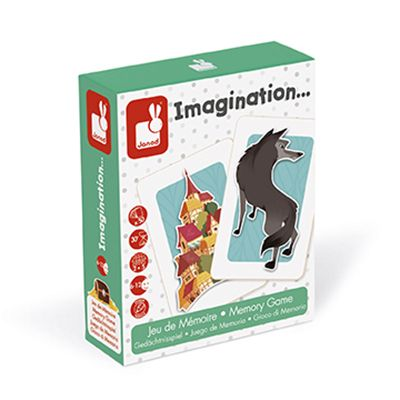Imagination Memory Game