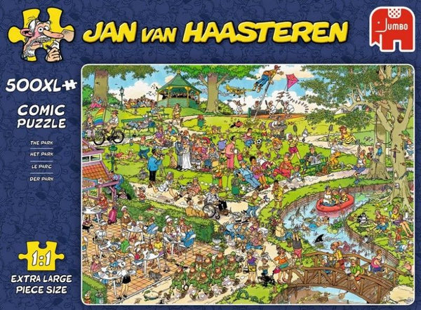 Jan van Haasteren - 500XL pcs - The Park