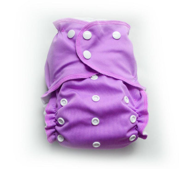One Size Reusable Cloth Pocket Diaper